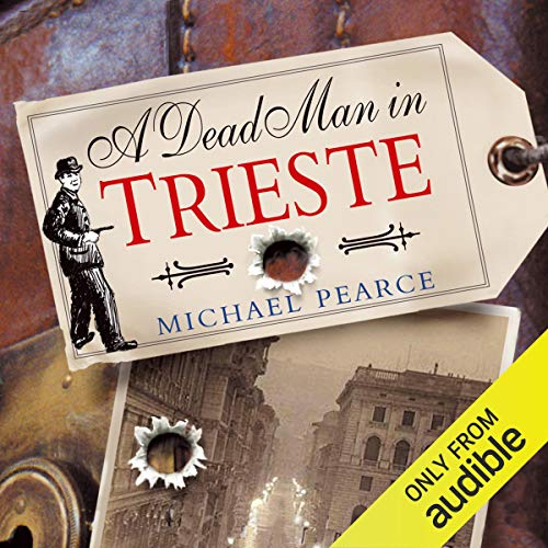 A Dead Man In Trieste audiobook cover art