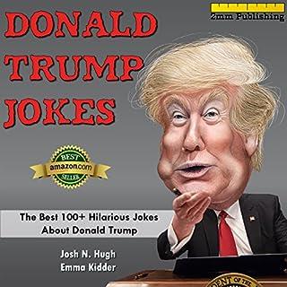 Couverture de Donald Trump Jokes