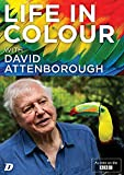 Life in Colour with David Attenborough [DVD] [2021]