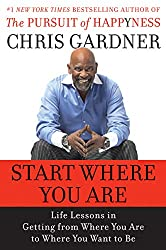 Start Where You Are Book