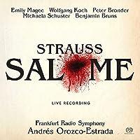 『サロメ』全曲 ゲオルグ・ショルティ&ウィーン・フィル、ニルソン、シュトルツェ、他(1960 ステレオ)(2CD+ブルーレイ・オーディオ)