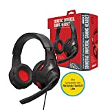Armor3 'SoundTac' Universal Gaming Headset for Nintendo Switch/ Nintendo Switch Lite/ PS4/ Xbox One/ Wii U/ PC/ Mac