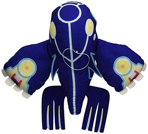Banpresto Pokemon XY Movie 13' Large Primal Kyogre Stuffed Plush Toy