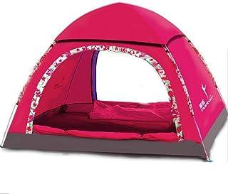 IDWOI-tält utomhus 3-4 personer tält snabböppning helautomatiskt, regntätt djurtält