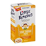 Little Remedies Sore Throat Pops, 10 Count by Little Remedies