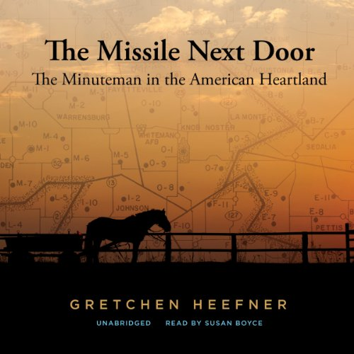 The Missile Next Door  Audiolibri