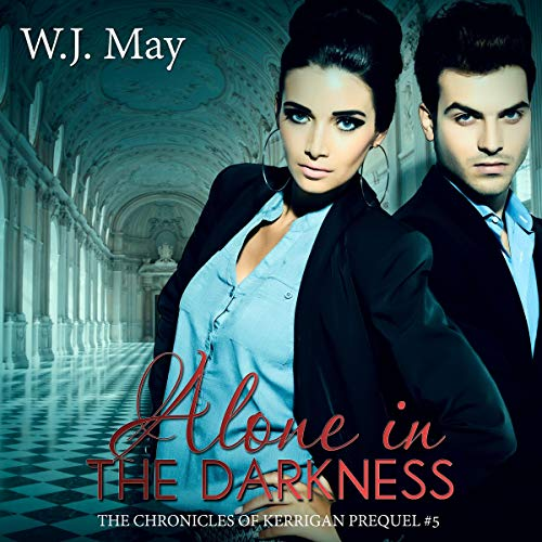 Couverture de Alone in the Darkness