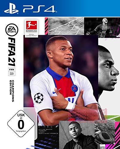 FIFA 21 CHAMPIONS EDITION - (inkl. kostenlosem Upgrade auf PS5) - [Playstation 4]