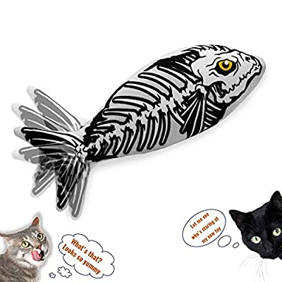 Amazon - 60% Off on Catnip Moving Lobster Fish Cat Toy Electric Dancing Lobster Fish Catnip