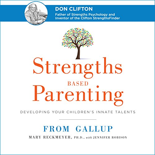 Strengths Based Parenting cover art