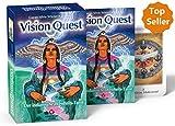 Vision Quest. Buch mit 78 Karten: Der indianische Weisheits-Tarot: Set mit Buch und Karten - Gayan Sylvie Winter