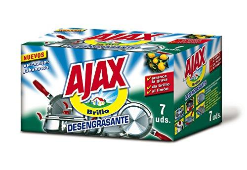 Ajax - Jabonoso (7 unidades)