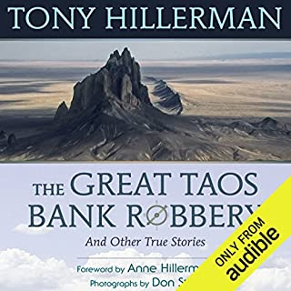 The Great Taos Bank Robbery audiobook cover art