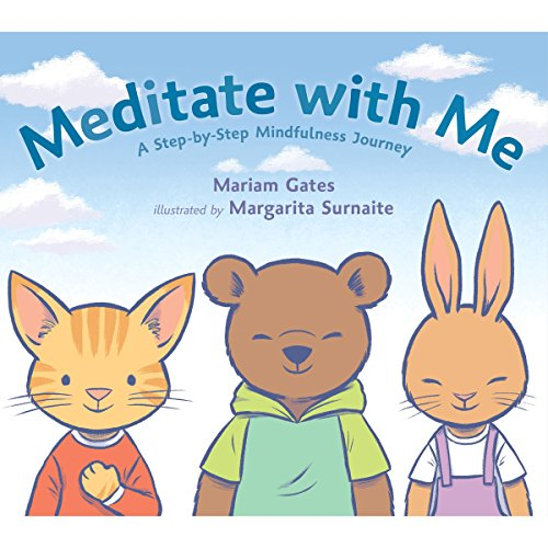 Meditate with Me Audiobook By Mariam Gates cover art