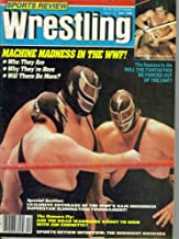 Sports Review Wrestling : Machine Madness in the WWF (December 1986)