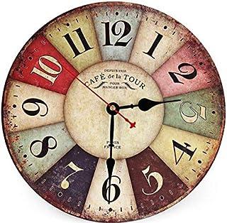 Wood Digital Clock - Wall Clocks