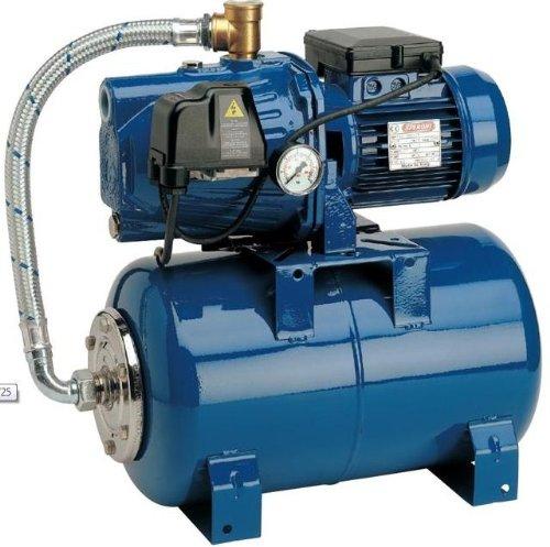 Speroni - CAM 100 / 25 Groupe de surpression autoclave automatique 0,75 kW pompe monophasé 230 V à réservoir de 25 litres