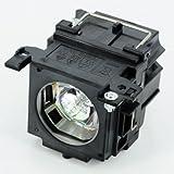 eu-ele DT00757/CPX251LAMP modelo de módulo de recambio de lámpara Compatible bombilla con carcasa para proyector HITACHI CP-X251/X256y # xFF0C; ED-X10/X1092/X12/X15E