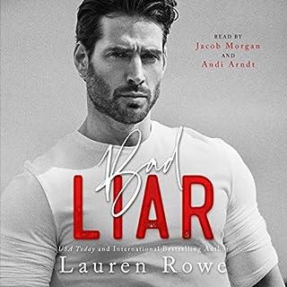 Bad Liar cover art