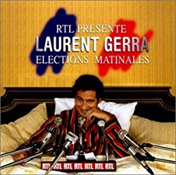 Elections matinales (French Import) by Laurent Gerra (2001-11-26)