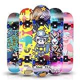 Zoom IMG-2 jaktp skateboard 7 strati decks