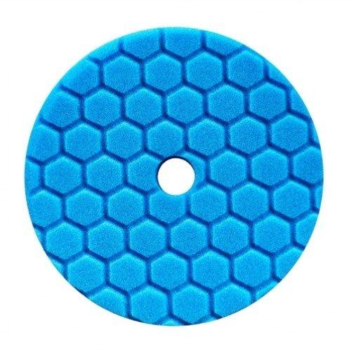 Chemical Guys Polierscheibe, holographisches Design/Hexagon, 6 Zoll, Blau