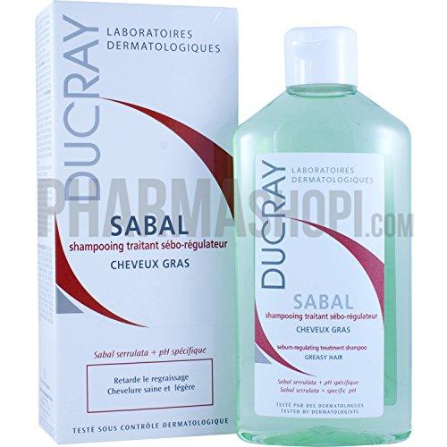 Sabal Shampoo trattante sebo-normalizzante - Ducray