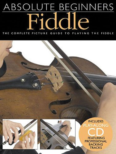Absolute Beginners: Fiddle, m. Audio-CD