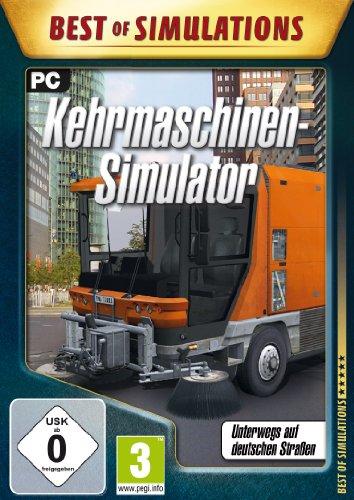 Best of Simulations: Kehrmaschinen-Simulator