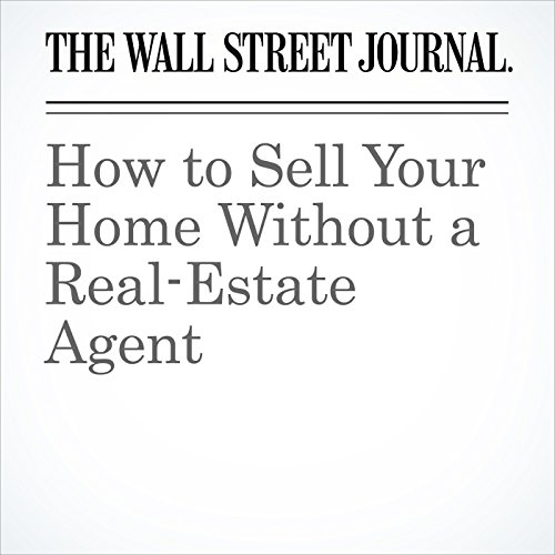 How to Sell Your Home Without a Real-Estate Agent copertina