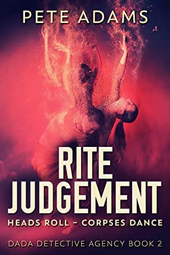 Rite Judgement (DaDa Detective Agency Book 2) (English Edition)