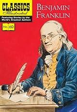Image of Benjamin Franklin. Brand catalog list of Classics Illustrated Comi.