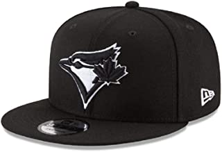 New Era Toronto Blue Jays MLB Basic Snapback Black White 950