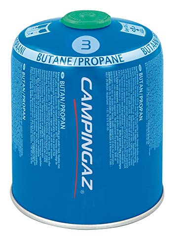 Campingaz Unisex– Erwachsene Cv Klickgaskartusche, Blau, 450g