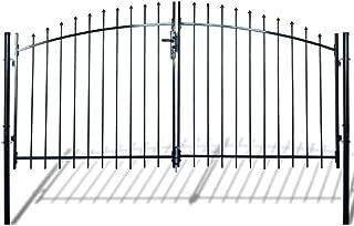 10 ft wide driveway gates