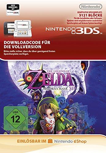 The Legend of Zelda: Majora's Mask [3DS Download Code]