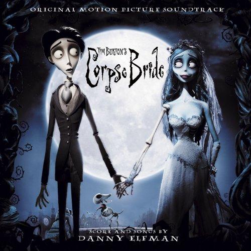 Tim Burton's Corpse Bride Original Motion Picture Soundtrack (U.S. Release)