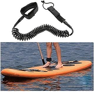 /Orange Letton Premium 1,8/m Leash de surf l/éger Emm/êler 7/mm d/épaisseur pour tous les types de surf/