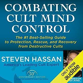 Combating Cult Mind Control audiobook cover art