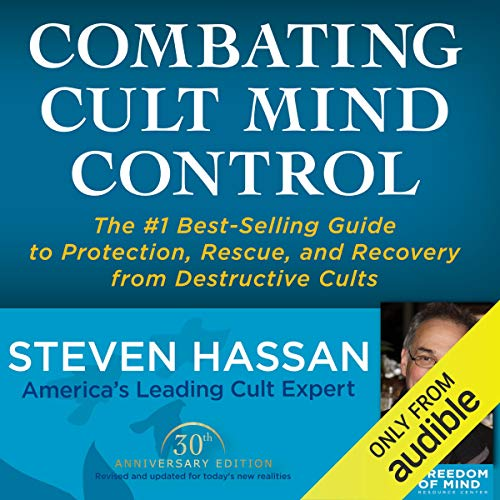 Combating Cult Mind Control  By  cover art