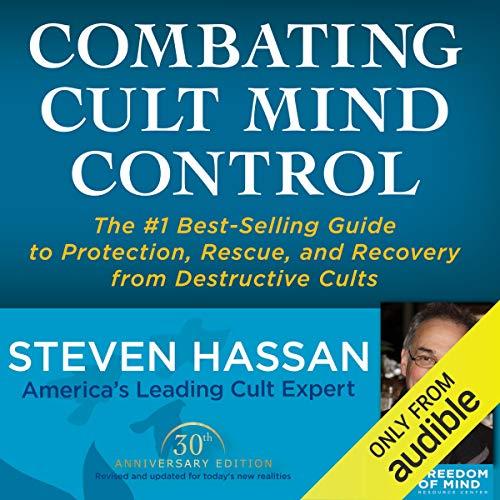 Page de couverture de Combating Cult Mind Control