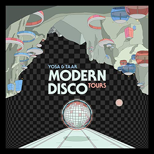 [画像:Modern Disco Tours]