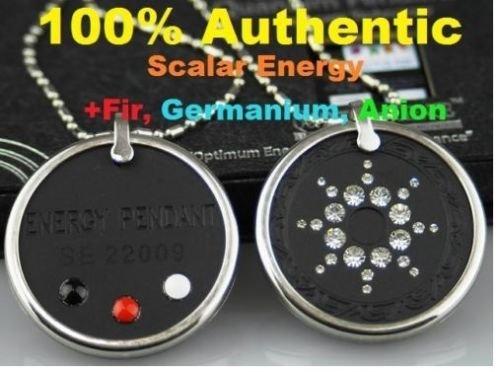Leistungsstarke Quantum Scalar-Energie-Anhänger Bio Halskette Gleichgewicht Powe 160