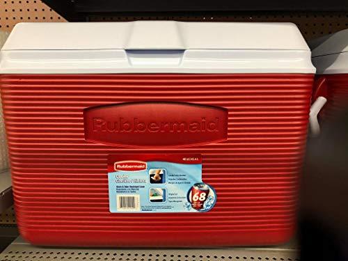 Rubbermaid Cooler, 48-Quart