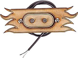 EXCEART Pastilla de Doble Bobina Pastilla de Mástil de Arce para Guardabarros Strat Piezas de Guitarra Eléctrica Reemplazo de Pastilla Humbucker