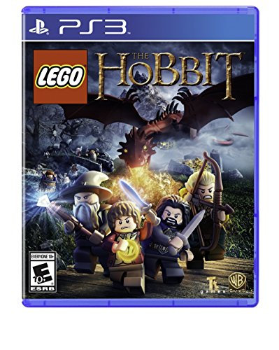 Warner Bros LEGO The Hobbit, PS3 - Juego (PS3, PlayStation 3, Aventura, E10 + (Everyone 10 +))