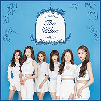 APRIL 5th Mini Album 'The Blue'