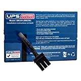 RBC59 Compatible Replacement Battery Pack for APC Smart-UPS SC 1500 SC1500 by UPSBatteryCenter