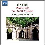 Haydn: Piano Trios Nos. 27-30 (Naxos: 8.572062) by The Kungsbacka Piano Trio (2012-05-17)