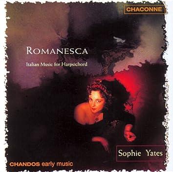 Romanesca: Italian Music for Harpsicord